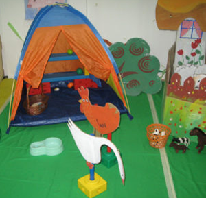 Theme Play Room