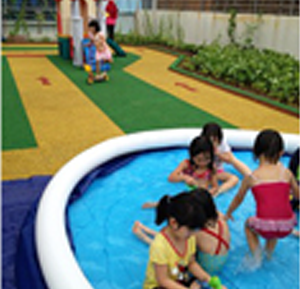 Outdoor Playground & Garden